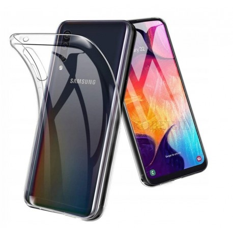 Etui Slim Case + Szkło do Samsung Galaxy A50