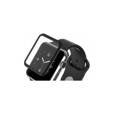 SZKŁO HARTOWANE do Apple Watch 3D Pełne