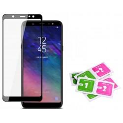 Szkło Hartowane 3D Pełne do Samsung Galaxy A6 2018