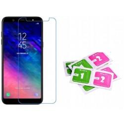 SELTY AL6 Szkło Hartowane PEŁNE Samsung Galaxy S6 EDGE 3D 9H- CZARNY