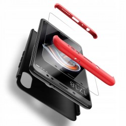 SELTY BC9 Szkło Hartowane 3D iPhone 6/6S PEŁNE na CAŁY Ekran- BIAŁE