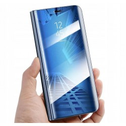 ETUI INTELIGO CLEAR VIEW COVER do SAMSUNG J7 2017