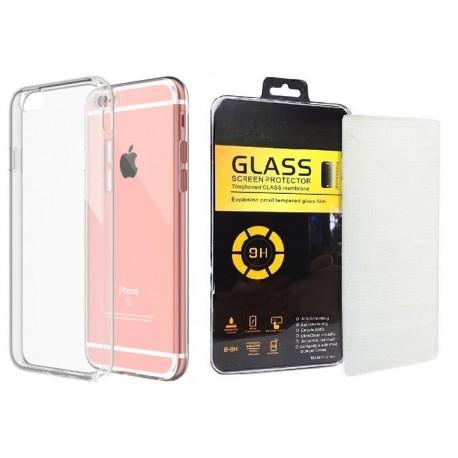 Etui ULTRA Slim DO iPhone 7 4,7 + Szkło