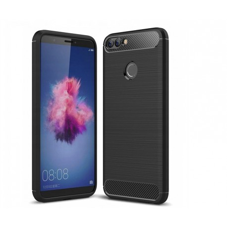 ETUI CARBON PANCERNE do Huawei P SMART