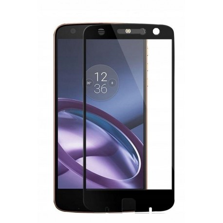SZKŁO HARTOWANE 3D PEŁNE do Motorola Moto G6 Play
