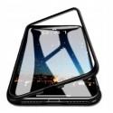 Etui 360 3w1 Magnetic Case do IPhone X 10 + Szkło